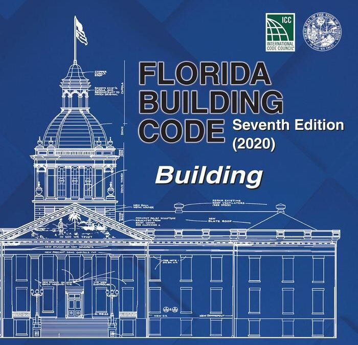 2020 Florida Building Code 7th Edition