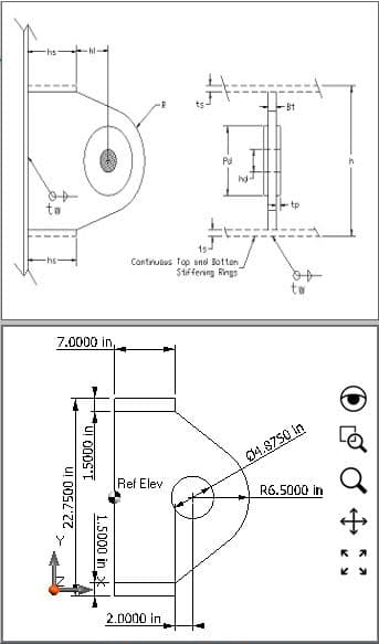 MecaStack Guyed Stack Design of Double Lug