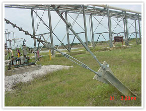 Guy Wire Supported Steel Stack Design